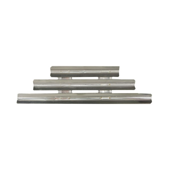 9 Bar Pin Silver Metal Brooche Fitting