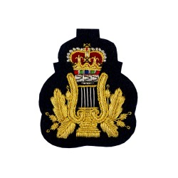 RAF Musician and Bandsmen - Lyre Qualification Badge – Royal Air Force Band