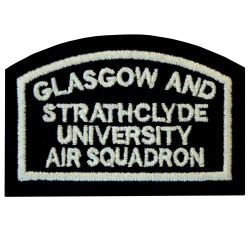 Glasgow and Strathclyde Air Squadron - Organisation Insignia - University Air Squadron - Royal Air Force Badge