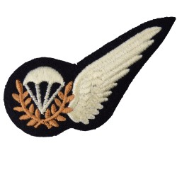Parachute Training Instructor– Qualification–Royal Air Force Badge
