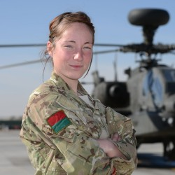 International Women's Day and the Military.
