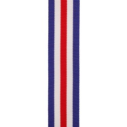 32mm France and Germany Star Medal Ribbon